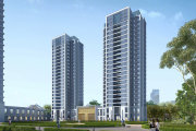 河西新梅江中海·左岸澜庭楼盘新房真实图片