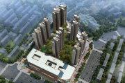 新郊区新郊区鲤鱼山御苑广场楼盘新居实在图片