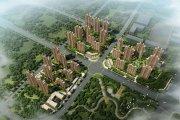 邯山区邯山区美的保利乱世天城楼盘新居实在图片