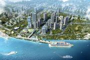 开发区开发区湛江招商国际邮轮城楼盘新房真实图片