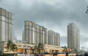 新郊区新郊区北城大观二期楼盘新居实在图片