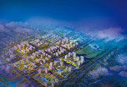 和林格尔新区和林格尔新区恒大金融小镇楼盘新房真实图片