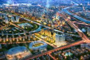 河西陈塘庄中交富力天禧楼盘新房真实图片
