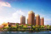 静海团泊湖天津富力新城楼盘新居实在图片