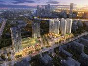 河北意奥海河和融广场·悦湾河边楼盘新居实在图片
