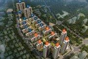 邯山区邯山区美的花溪谷楼盘新居实在图片
