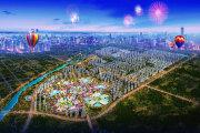 新郊区新郊区恒大世纪梦境城楼盘新居实在图片