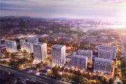 路南路南南湖中央广场楼盘新房真实图片