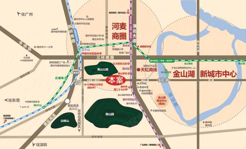 北仑九峰山风景区地图