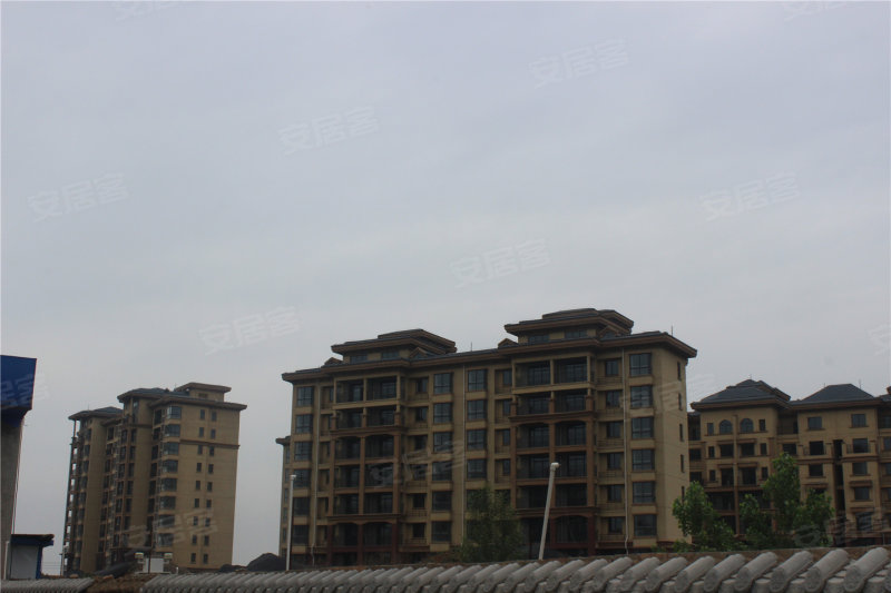 鹤壁星河湾-实景图(1) - 鹤壁安居客