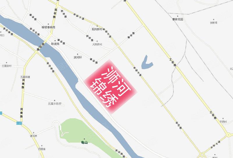 信阳浉河锦绣-交通图(8) - 信阳安居客