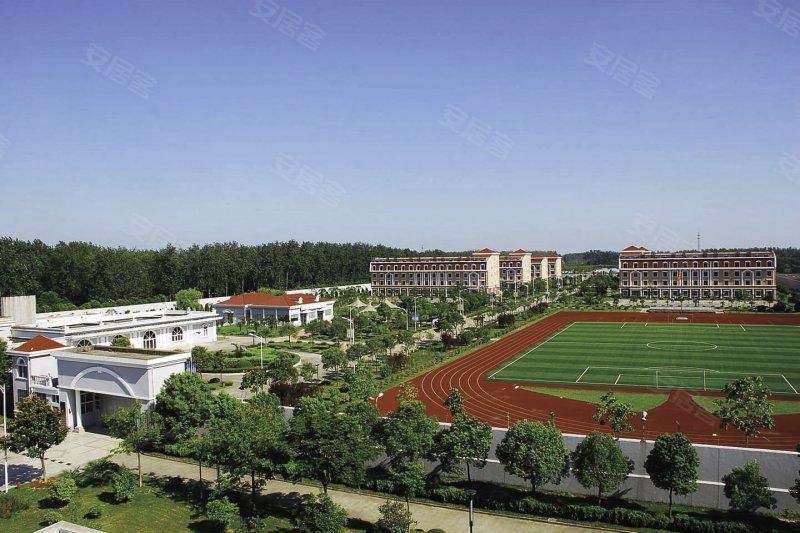 北京世茂璀璨天城 配套图 21 北京安居客