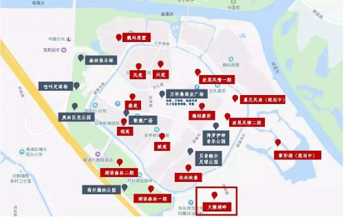 安亭新镇总规划