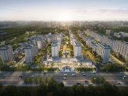天津滨海新区中新生态城万科生态之光楼盘新房真实图片
