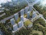 天津西青梅江南绿城·天津桂语朝阳楼盘新房真实图片