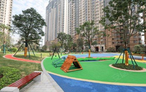 广州融创文旅城,b区洋房,儿童游乐园区
