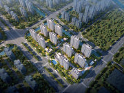 上海青浦青浦新城佳兆业金茂·未来城楼盘新房真实图片