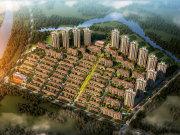 天津武清中央水城世茂国风雅颂楼盘新房真实图片