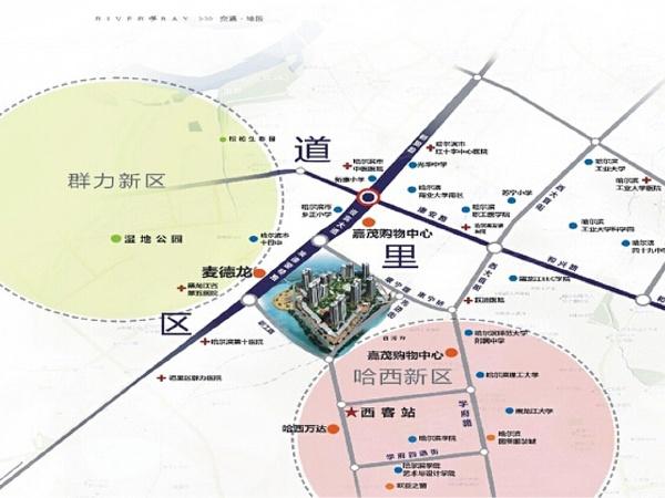 洮南市福顺镇地图
