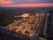 上海上海周边启东崇明岛·大爱城楼盘新房真实图片