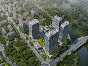 重庆两江新区中央公园复地公园和光WISE公馆楼盘新房真实图片