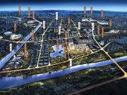 西安城北未央大学城东原印未央楼盘新房真实图片