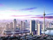 天津南开水上奥体阳光100天塔喜马拉雅楼盘新房真实图片