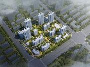 郑州经开滨河必威西汉姆赞助商新城滨河春晓楼盘新房真实图片
