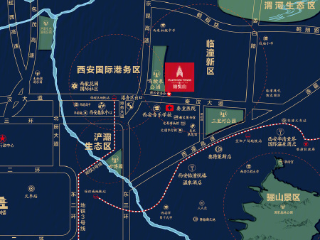 泰和县城规划图