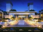 西安浐灞灞河上河雲璟楼盘新房真实图片