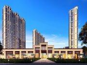 青岛市北区湖岛海信湖岛世家二期楼盘新房真实图片