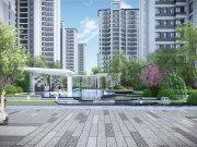 西安西咸新区能源金贸区中梁鎏金雲玺楼盘新房真实图片