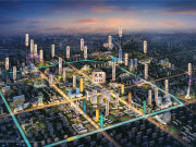 郑州管城老管城雅宝龙湖·天钜楼盘新房真实图片