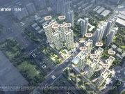 郑州惠济主城区万科翠湾中城楼盘新房真实图片