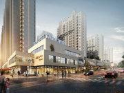 济南市中二环南路融汇城锦绣里楼盘新房真实图片