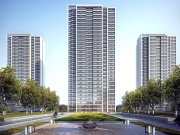 天津红桥西站仁恒·星源世纪楼盘新房真实图片