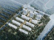 西安浐灞灞河招商央玺楼盘新房真实图片