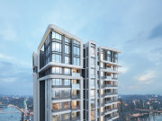 重庆南岸南滨路长嘉汇朗峯楼盘新房真实图片