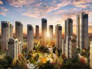 西安西咸新区泾河新城雅居乐北城雅郡楼盘新房真实图片