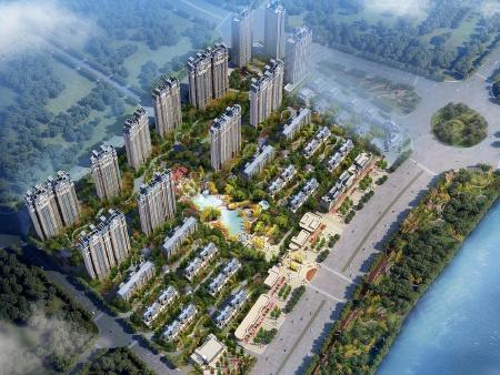 城固恒大御景湾图片