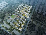 天津西青梅江南正荣美的和筑梅江楼盘新房真实图片