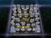 西安浐灞港务区绿地国港新里城楼盘新房真实图片