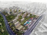 青岛即墨区即墨老城海尔产城创翡翠公园楼盘新房真实图片