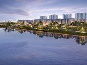 郑州惠济区政府融创·运河源楼盘新房真实图片
