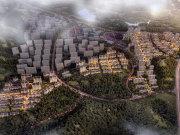 济南市中二环南路华润置地公元九里楼盘新房真实图片