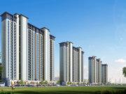 西安浐灞世园会西安碧桂园香湖湾1号楼盘新房真实图片