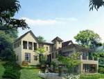 马龙县-农村别墅半新图片太阳两层山谷图片