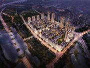 重庆巴南巴滨路华远海蓝城楼盘新房真实图片
