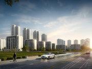 西安必威体育app官方版下载开发区高铁新城合悦华府楼盘新房真实图片