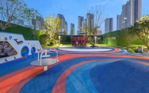 广州融创文化旅游城动态:c2融创天玥,儿童游乐园区